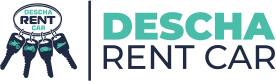 logo descha rent car